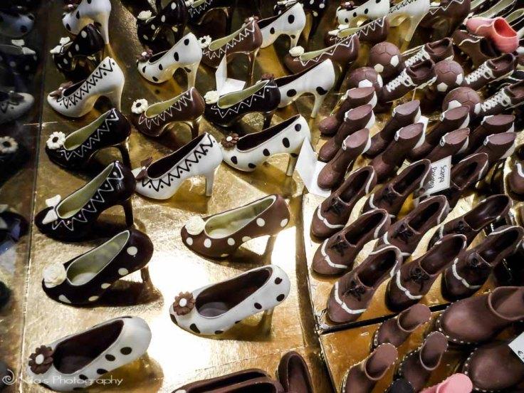 Chocolate festival, Cosenza, Calabria, Italy