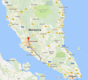 Malacca, Kuala Lumpur, Malaysia