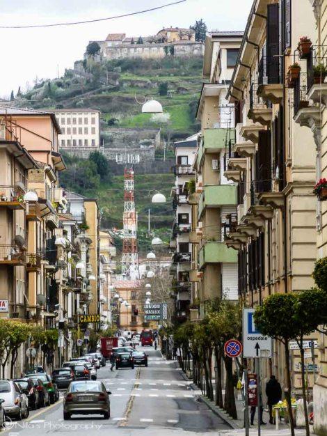 Cosenza, Calabria, italy
