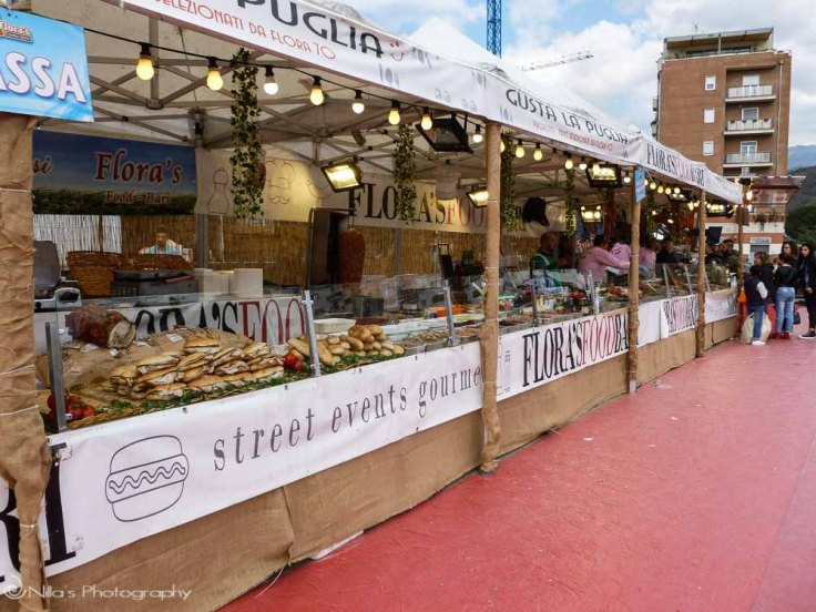 St Joseph's fair, Cosenza, Calabria, Italy