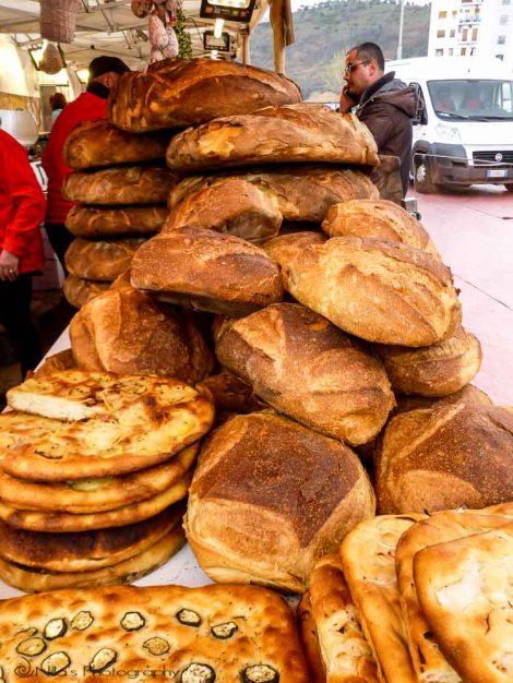 bread, fair, Cosenza, Calabria, Italy