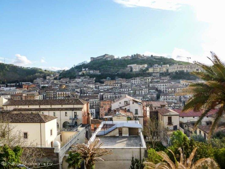 Villa Rendano, Women's Day, Cosenza, Calabria, Italy