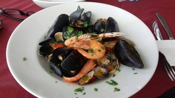 Poala, seafood, restaurant, Calabria, Italy