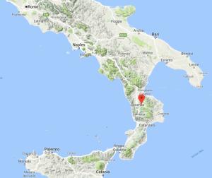 Monte Scuro, Sila, Calabria, italy