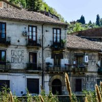 Historic Walk in Cosenza, Calabria