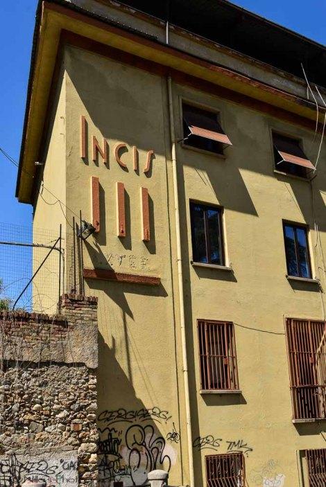 INCIS, Fascist, Cosenza, Calabria, Italy