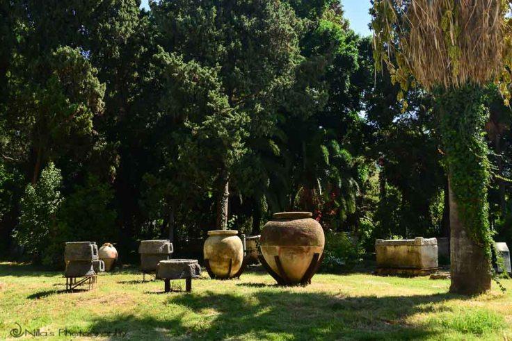 Museo En Pleine Air, Syracuse, Sicily, Italy