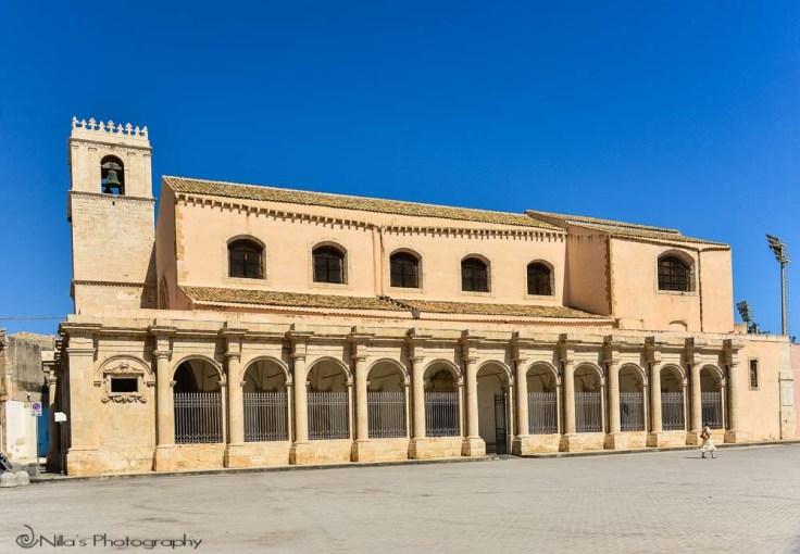 Santa Lucia al Sepolcro, Syracuse, Sicily, Italy
