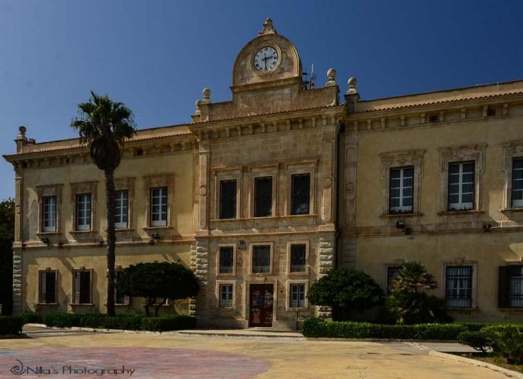 Palazzo Comunale Giorgio La Pira, Pozzallo, Sicily, Italy