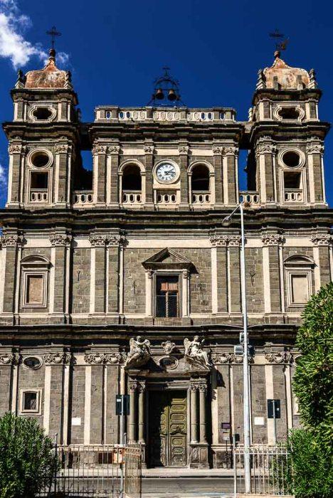 Convento di Santa Lucia, Adrano, Sicily, Italy