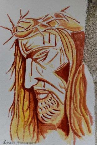 street art, Altilia, Calabria, Italy