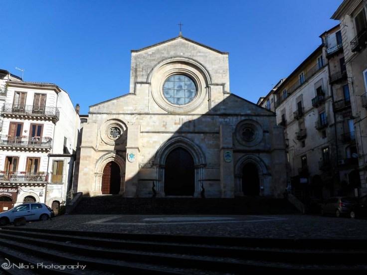 Duomo, Old Town, Cosenza, Calabria, Italy
