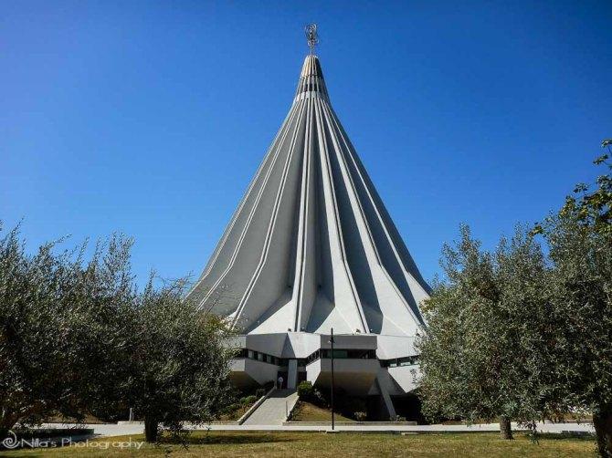 Basilica Santuario Madonna delle Lacrime, Syracuse, Sicily, Italy