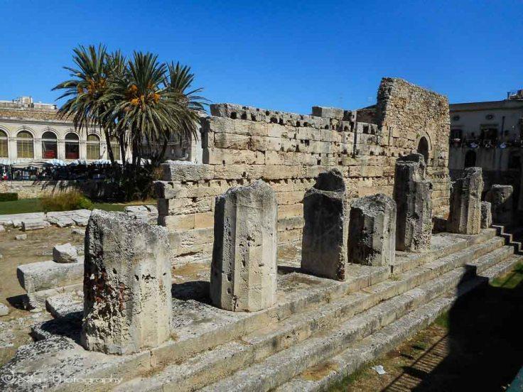 Apollo, Ortigia, Syracuse, Sicily, Italy