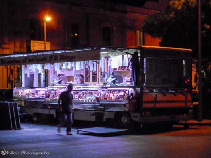delicatessen, Syracuse, Sicily, Italy
