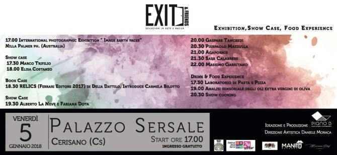 Image Earth Faces Photographic Exhibition, Cerisano, Calabria, Italy