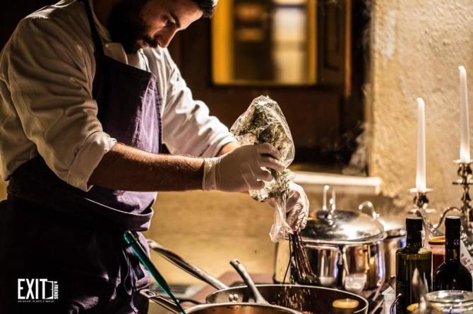 Pasta, Cerisano, Calabria, Italy