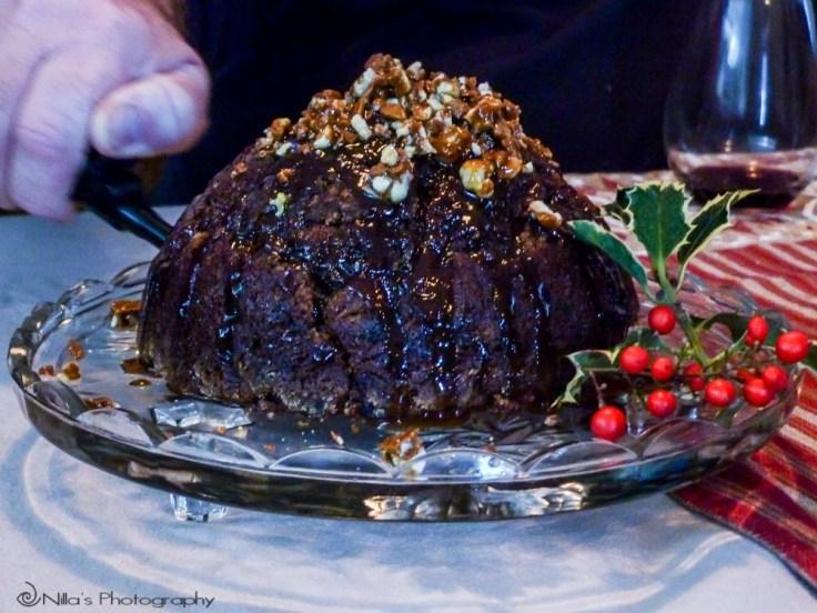 Christmas pudding, Rogliano, Calabria, Italy