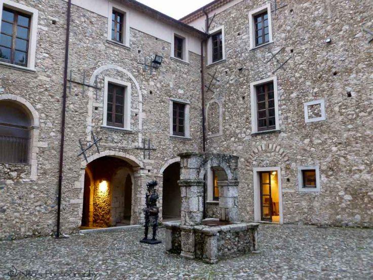 Palazzo Cerisale, Cerisano, Calabria, Italy, Europe