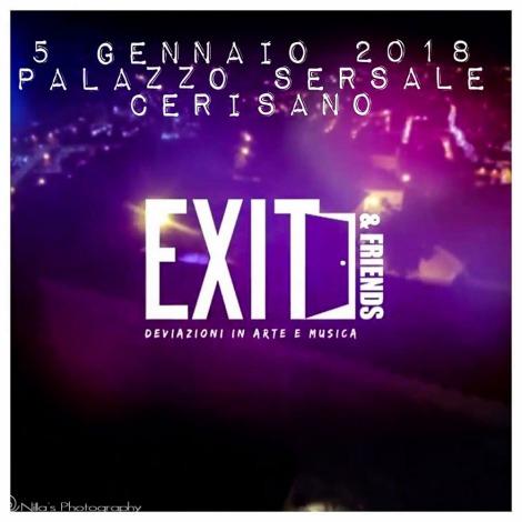 Exit & Friends Arte e Musica Cerisano, Calabria, Italy