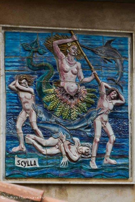 Scylla, Scilla, Calabria, Italy