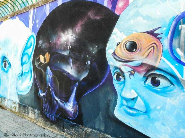 street art, Syracuse, Sicily, Italy