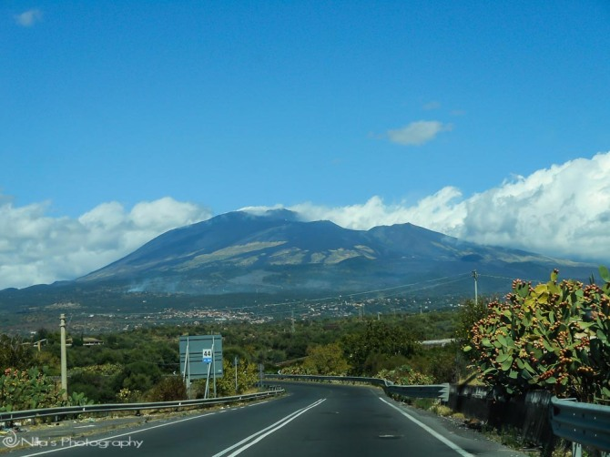 Mt Etna, Sicily, Italy