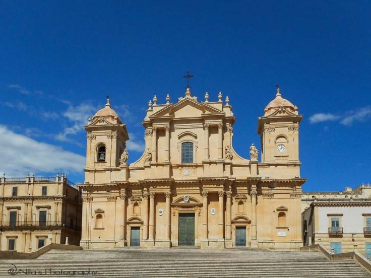 Basicila di San Nicolò, Noto, Sicily, Italy