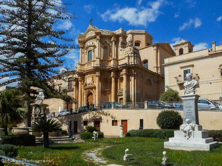 Chiesa di San Domenico, Noto, Sicily, Italy