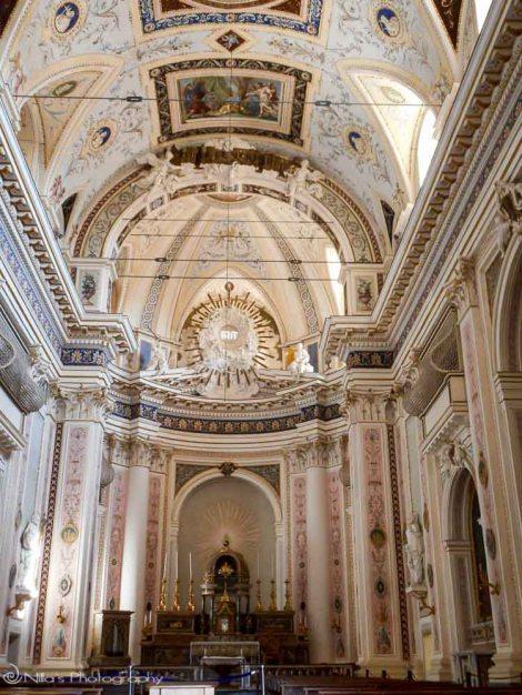 Basilica del SS. Salvatore, Noto, Sicily, Italy