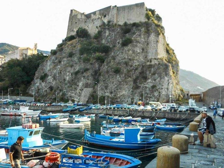 Castello Ruffo, Scilla, Reggio Calabria, Italy