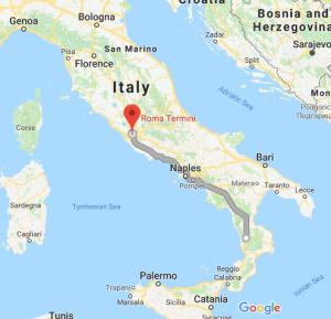Rome, Cosenza, Calabria, Italy