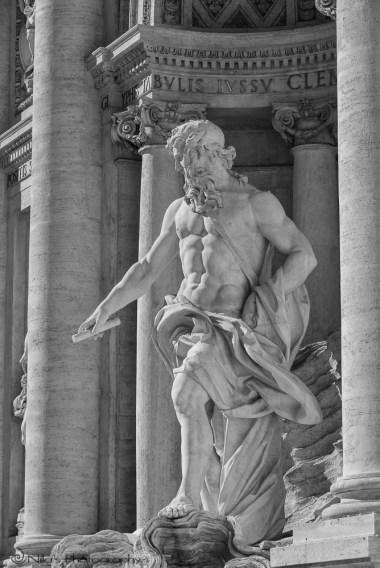 Trevi Fountain, Rome, Italy Europe