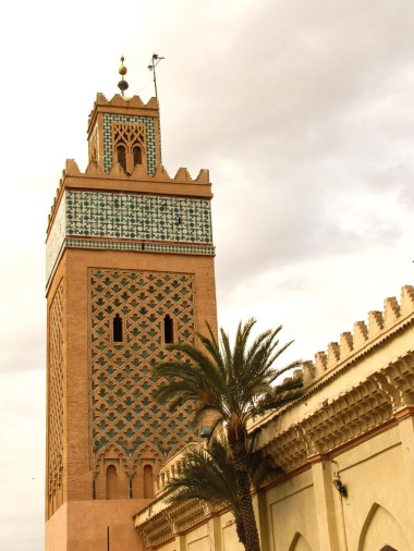Medina, Marrakech, Morocco, Africa