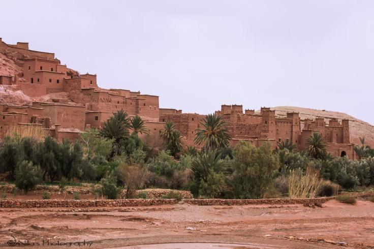 Aït Benhaddou, Morocco, Africa