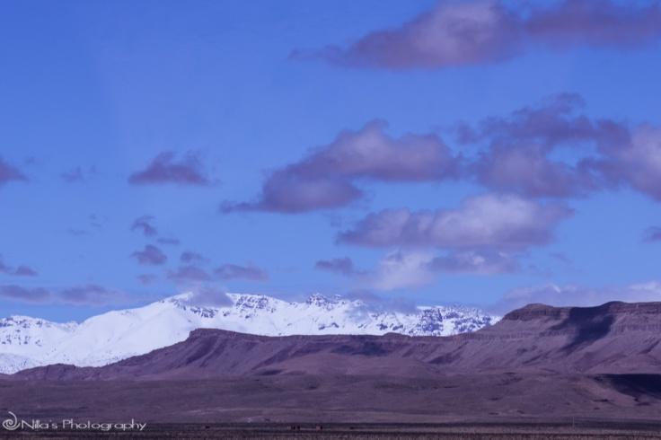 High Atlas Mountains, Morocco, Africa