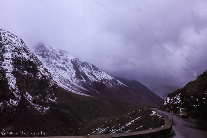 High Atlas Mountains, Morocco, Saharan, Africa