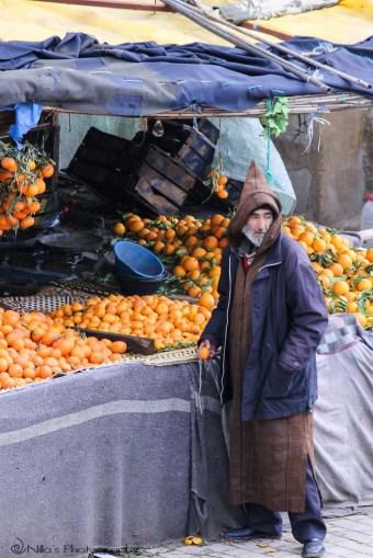Fes el Bali Medina, Fes, Morocco, Africa