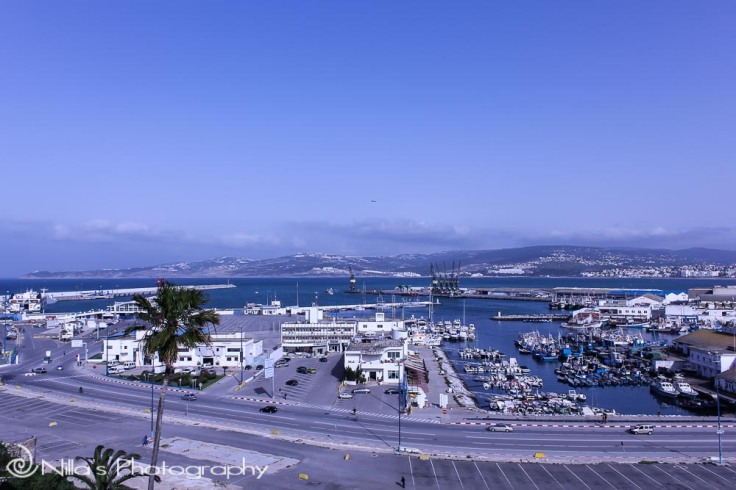 Port, Tangier, Morocco, Africa