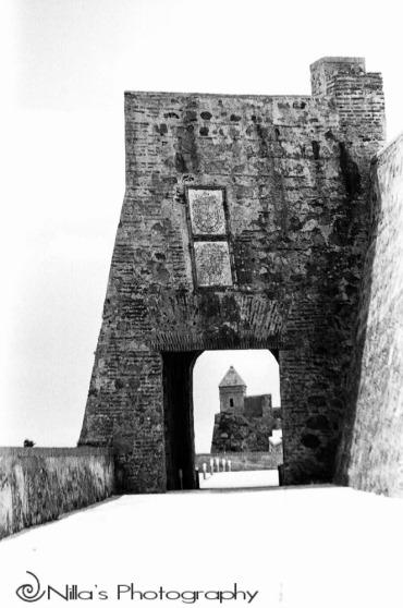 Royal Walls, Ceuta, Spain, Morocco, Africa