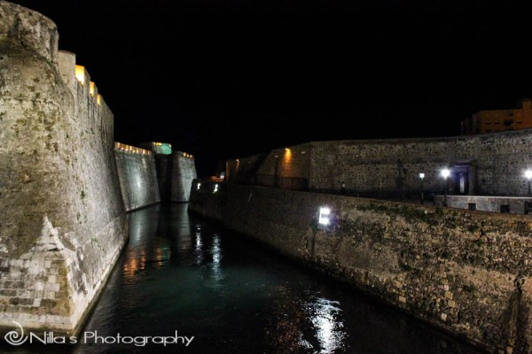 Royal Walls, Ceuta, Morocco, Africa