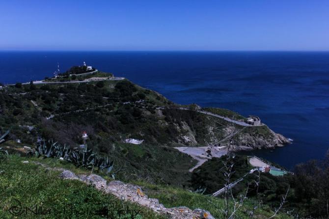 Castillo del Desnarigado, Ceuta, Spain, Morocco, Africa