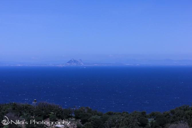 Gibraltar, Ceuta, Africa, Morocco, Spain