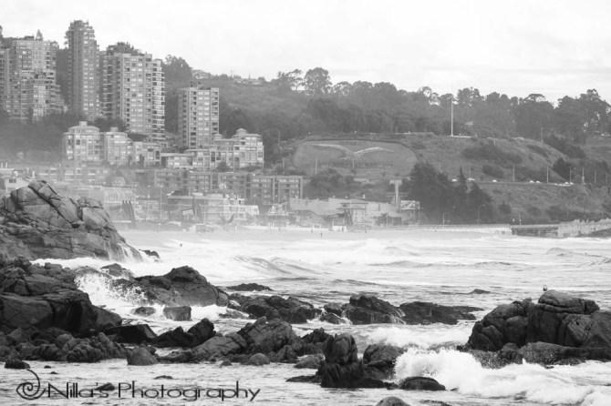 Reñaca, Viña del Mar, Chile, South America