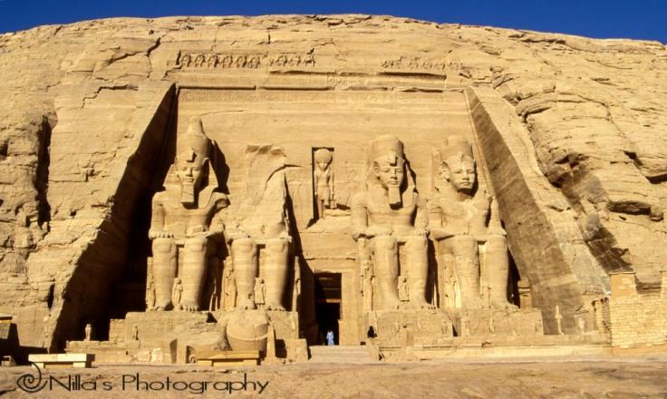 Abu Simbel, Nubia, Egypt, Africa