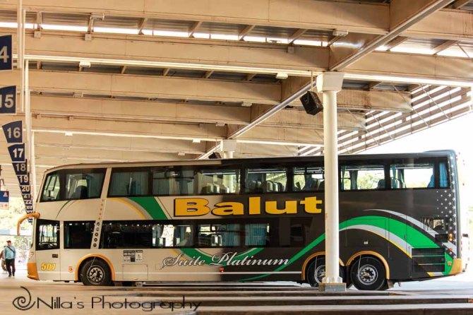 bus terminal, Salta, Argentina, South America