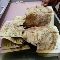 Restoration Love Affair with Medieval Books: State Archives, Cosenza
