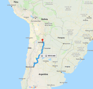 Mendoza, Salta, Argentina, South America