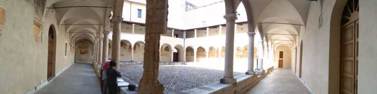 State Archives, Cosenza, Calabria, Italy