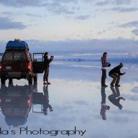 Bolivia's Surreal Salar de Uyuni